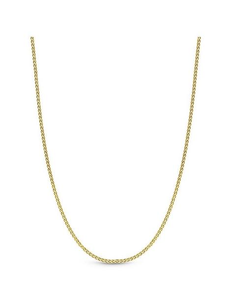 simply-silver-simply-silver-sterling-silver-925-12ct-yellow-gold-polished-mini-twist-chain-allway