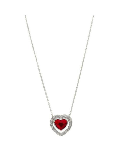 jon-richard-silver-plated-swarovski-red-dancing-heart-necklace