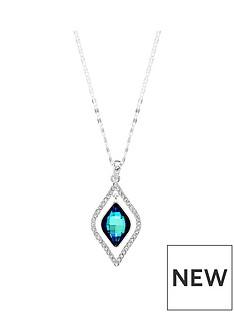 jon-richard-sw-bermuda-blue-diamond-frame-lemon-fancy-pendant