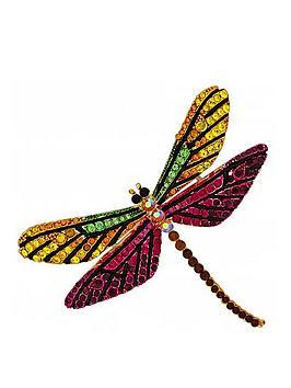 jon-richard-multi-coloured-dragon-fly-brooch
