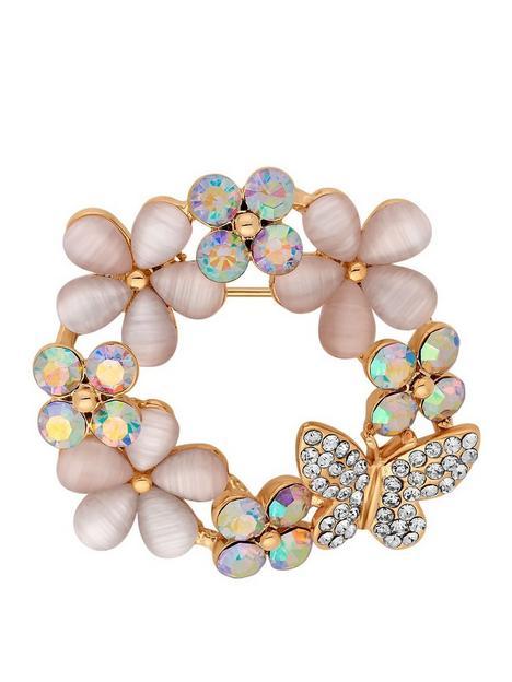 jon-richard-flower-and-butterfly-wreath-brooch