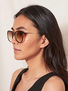 katie-loxton-round-sunglasses-tort