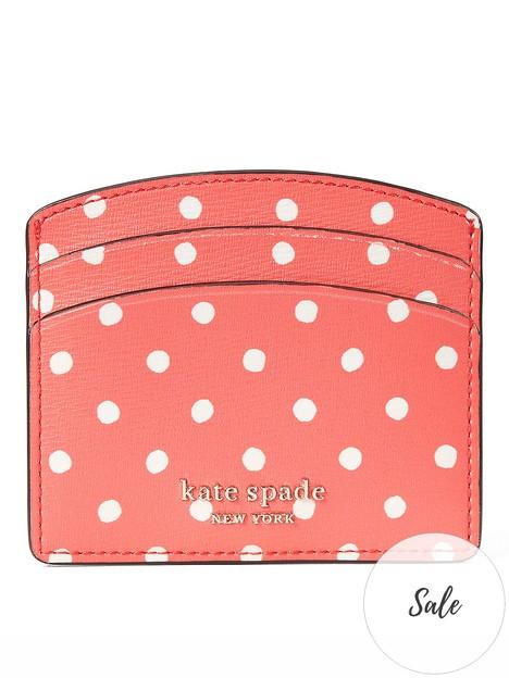 kate-spade-new-york-spencer-dots-card-holder-coral