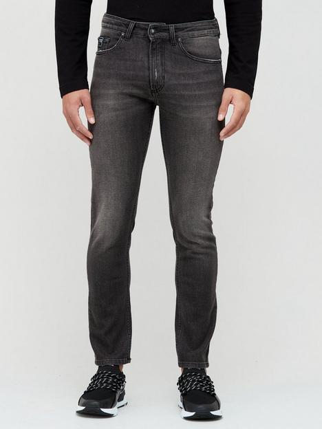 versace-jeans-couture-skinny-fit-jeans-grey