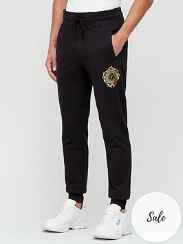versace-jeans-couture-logo-joggers-black