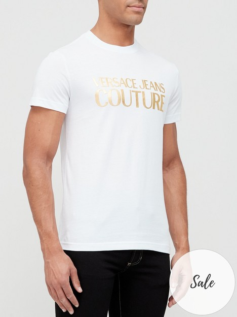 versace-jeans-couture-gold-logo-slim-fit-t-shirt-white