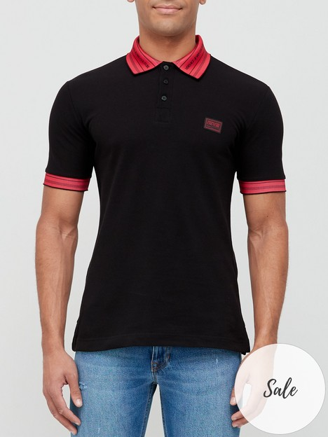 versace-jeans-couture-contrast-collar-polo-shirt-black