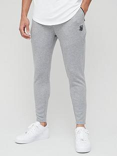 sik-silk-exhibit-function-pants-grey-marl