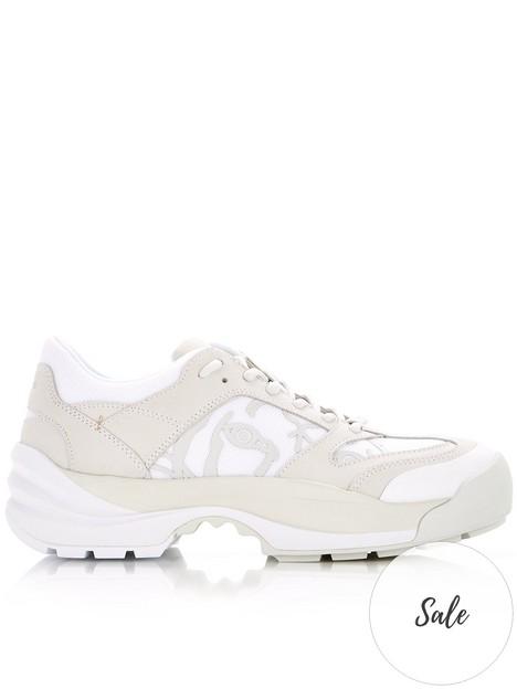 kenzo-work-chunky-trainers-white