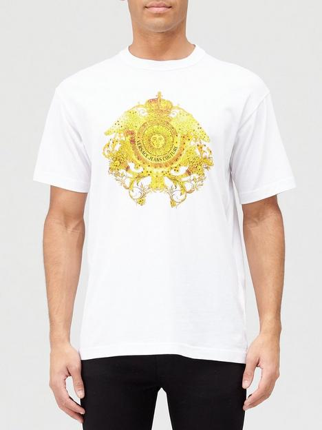 versace-jeans-couture-crystal-logo-t-shirt-white