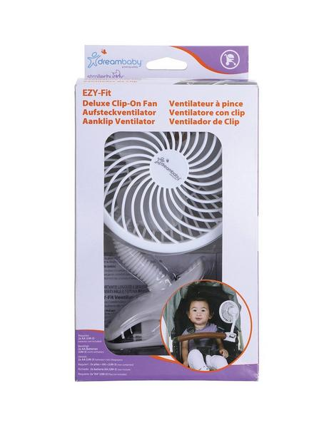 dreambaby-clip-on-caged-fan-white-with