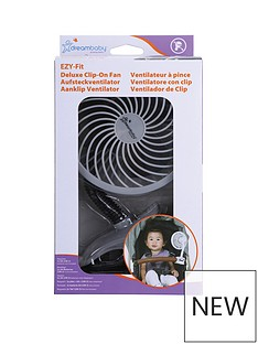 dreambaby-dreambaby-clip-on-caged-fan-grey-with-soft-tip-fins