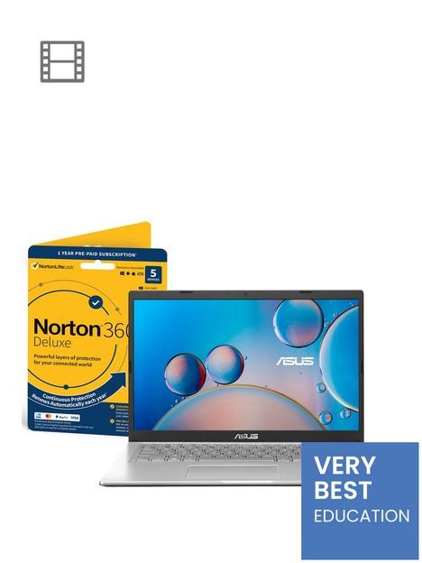 asus-x415ja-ek006t-laptop-14in-fhdnbspintel-core-i5nbsp8gb-ramnbsp256gb-ssdnbspnorton-360-antivirus-included-optional-microsoftnbsp365-family-15-months-silver