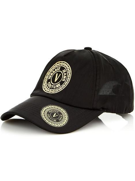 versace-jeans-couture-mens-linea-logo-baseball-cap-black