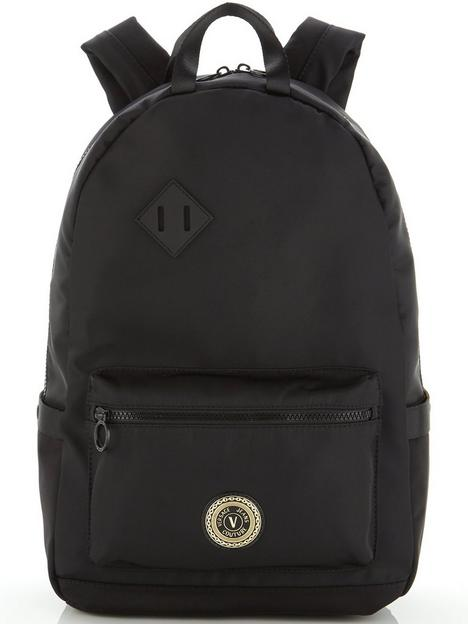 versace-jeans-couture-mens-linea-city-backpack-black