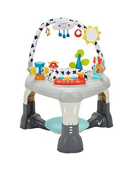 My Child Mychild My Lovely World 3-In-1 Activity Centre, Bouncer And Play Table