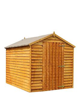 mercia-8-x-6ft-great-value-windowless-overlap-apexshed