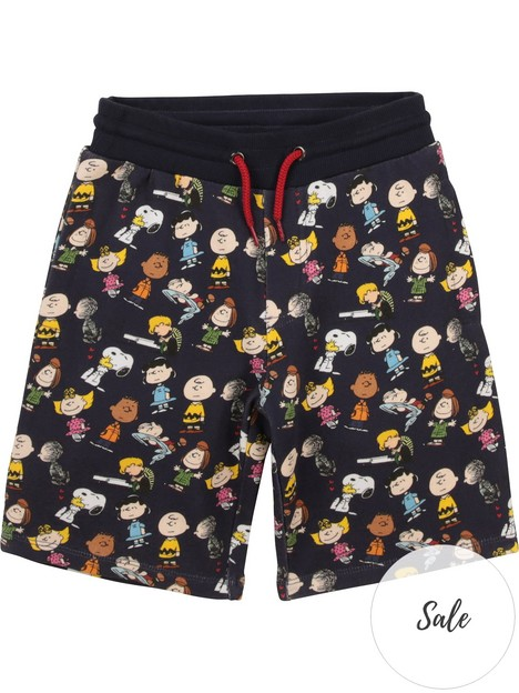 little-marc-jacobs-boys-peanuts-bermuda-shorts-multi