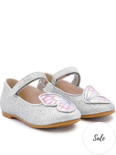 sophia-webster-infant-butterfly-flat-shoes-silverpastel