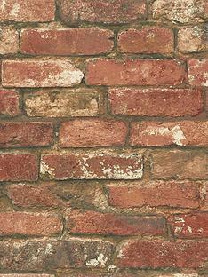 nuwallpaper-west-end-brick-stick-on-wallpaper