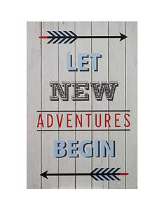premier-housewares-wall-plaque-let-new-adventures-begin