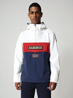 napapijri-rainforest-colour-block-water-resistant-jacket-multi