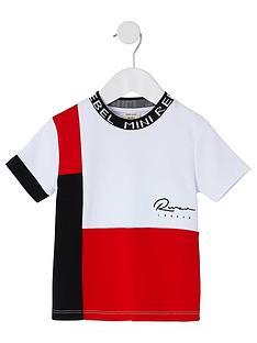 river-island-mini-mini-boys-colour-block-t-shirt-white