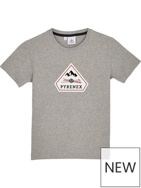 pyrenex-boys-karel-classic-fit-t-shirt-grey-marl