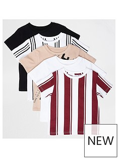river-island-mini-mini-boys-5-pack-t-shirt--nbspmulti