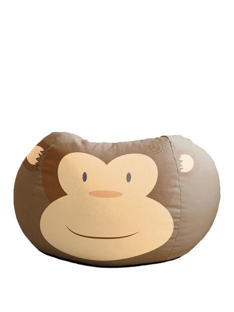 rucomfy-monkey-animal-bean-bag