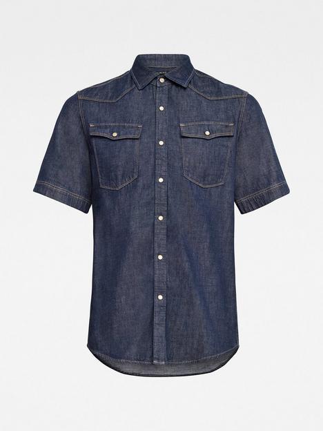g-star-raw-g-star-short-sleeve-denim-shirt
