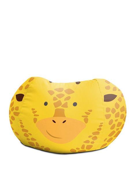 rucomfy-giraffe-animal-bean-bag
