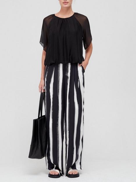 coster-copenhagen-silk-blend-top-black