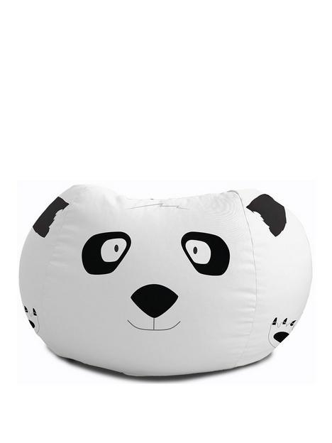 rucomfy-panda-animal-bean-bag