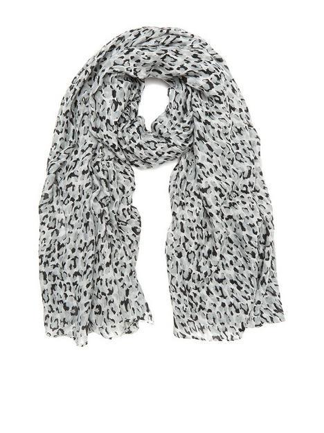 mint-velvet-zoe-animal-printed-scarf-grey