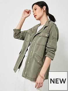 mint-velvet-utility-washed-jacket-khaki