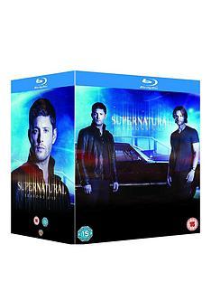supernatural-1-to-13-blu-ray