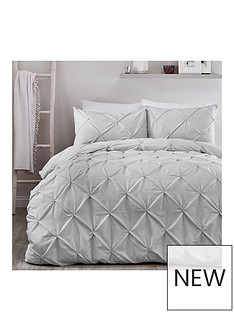 serene-lara-single-duvet-cover-and-pillowcase-set-ndash-silver