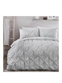 serene-lara-single-duvet-cover-and-pillowcase-set-ndash-silver