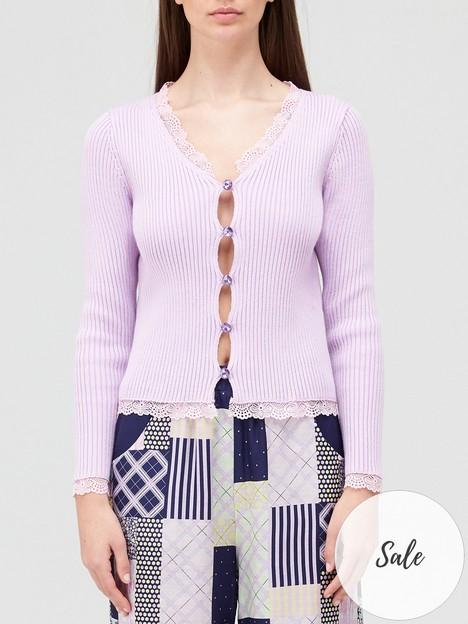 olivia-rubin-tansy-lace-trim-ribbed-cardigan-purple