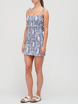 bec-bridge-arianne-mini-dress-multi