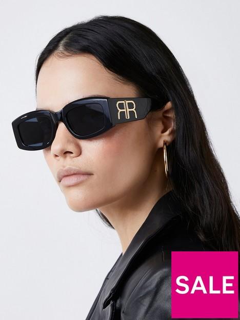 river-island-narrow-sports-glam-sunglasses-black