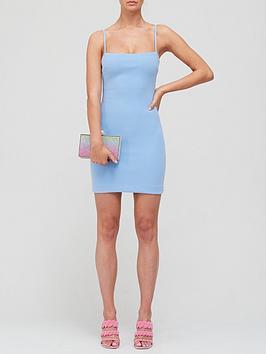 bec-bridge-hana-mini-dress-blue