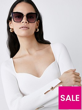 river-island-cateye-stud-sunglasses-black