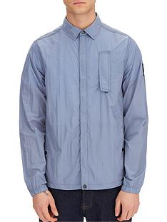 weekend-offender-weekend-offender-sovino-nylon-stealthy-overshirt-blue