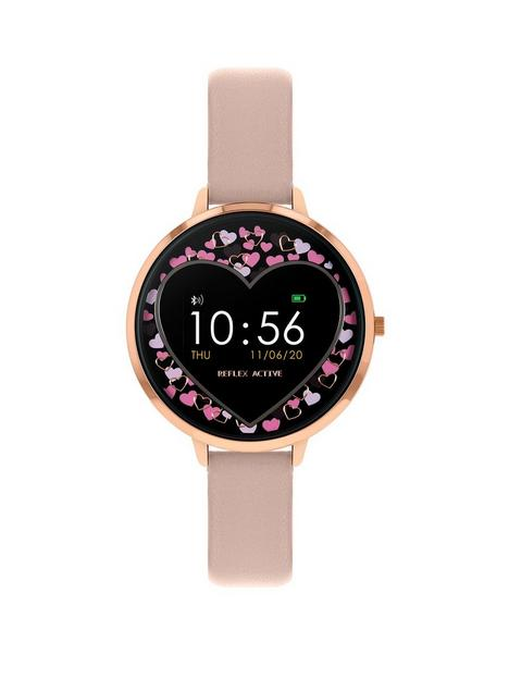 reflex-active-reflex-active-fitness-series-3-smart-watch-with-colour-screen-crown-navigation-and-upto-7-day-battery-life