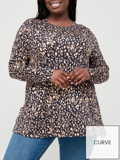 v-by-very-curve-jersey-long-sleeve-swing-top-animal