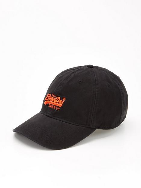 superdry-orange-label-cap-black