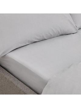 bianca-fine-linens-organic-cotton-200-thread-count-percale-fitted-sheet-in-silver