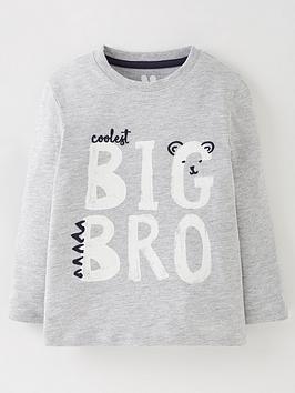 mini-v-by-very-boys-long-sleeve-big-bro-t-shirt-grey